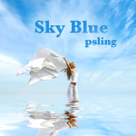 Psling Gradation Sky Blue Icons