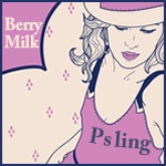 Psling Gradation Berry Milk Icons